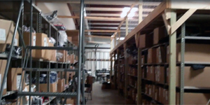 Inside The Warehouse